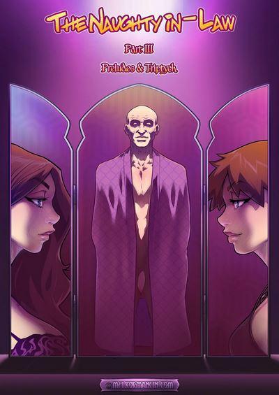 Romulo- Melkor Mancin- The Naughty In-Law 3