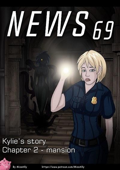 Miss Ally – News 69 – Mansion