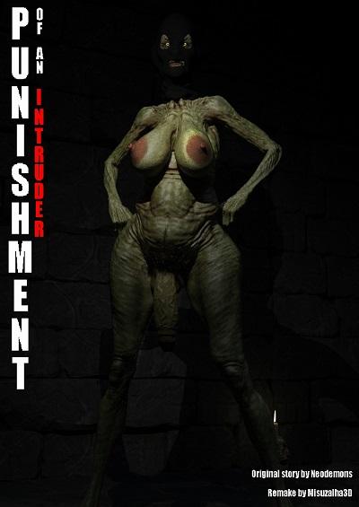 [Misuzalha3D] Punishment of an Intruder Reborn