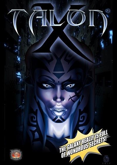 Talon-X 2 (Star Wars) by DarthHell