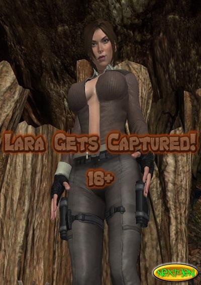 nexTGen – Lara Gets Captured!
