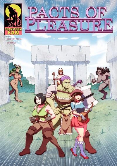 (Transform Fan) Bokuman- Pacts of Pleasure 2