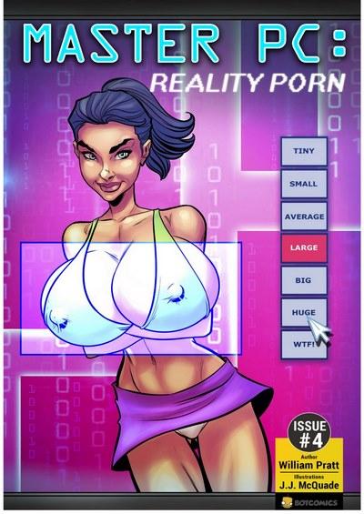 Bot- Master PC- Reality Porn 4