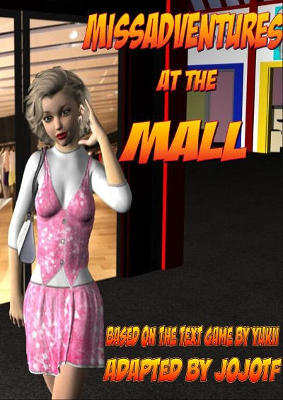 [JojoTF] Misadventures At The Mall – Ch. 4