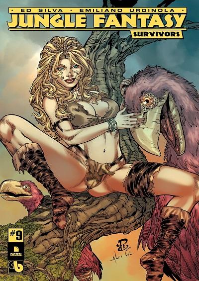 Boundless- Jungle Fantasy Survivor 9