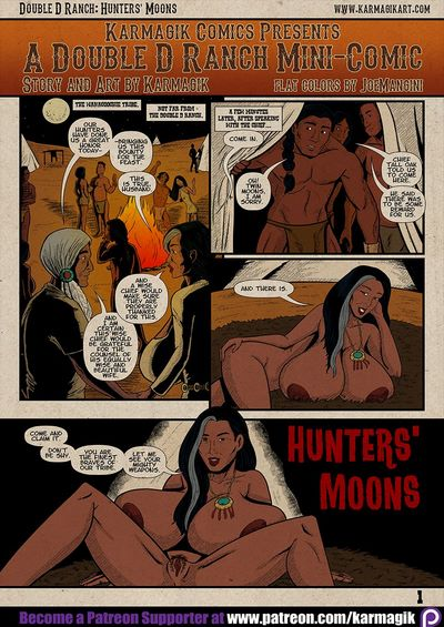 Karmagik- Double D Ranch- Hunters' Moons