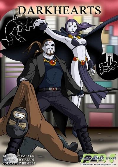Palcomix- Darkhearts (Teen Titans)