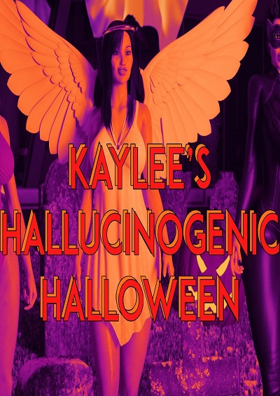 RedFireDog – Kaylee's Hallucinogenic Halloween