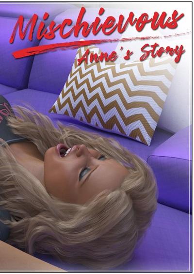 Sexy3dcomics – Mischievous Anne's Story ~