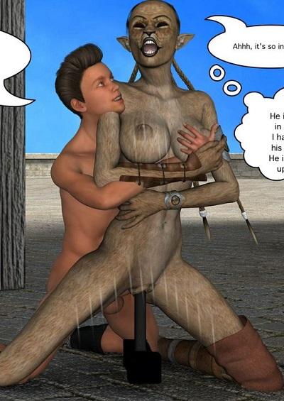 Vger – The Sex Elf Quest 2