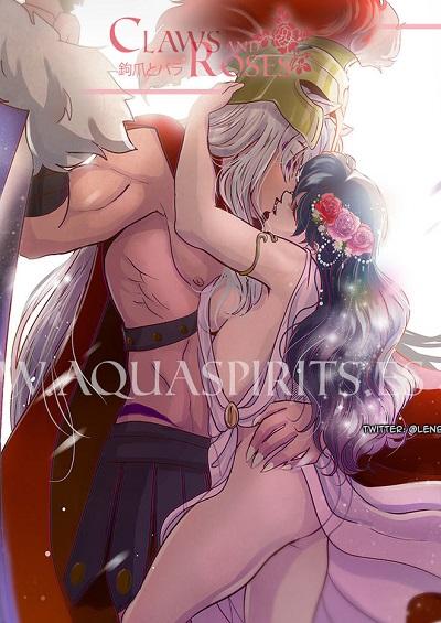Aquarina- Claws and Roses [InuYasha]