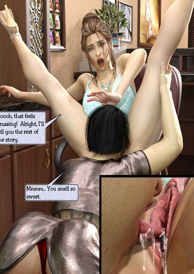 [CrystalImage] Classic Silke 6 – Insatiable Wife