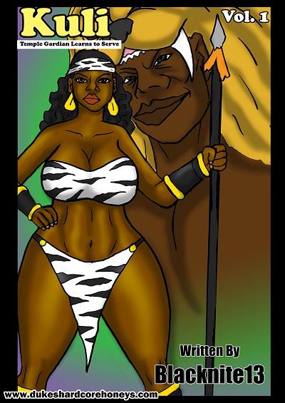 Duke Honey – Kuli 1- Temple Guardian
