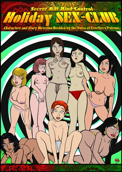 Everfire – Secret MILF Mind-control Holiday Sex Club