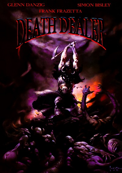 Glenn Danzig – Death Dealer 1