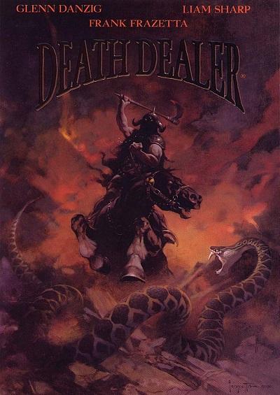 Glenn Danzig – Death Dealer 2