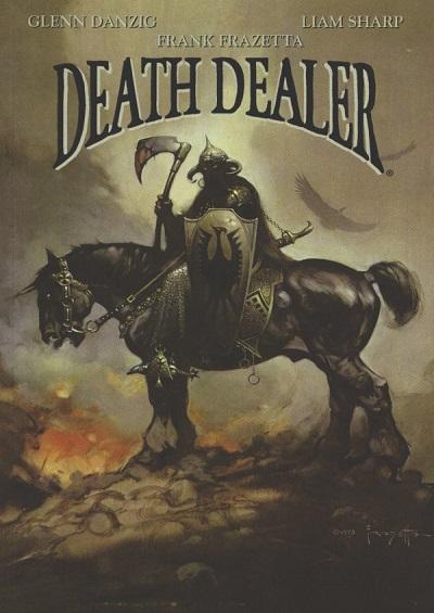 Glenn Danzig – Death Dealer 3