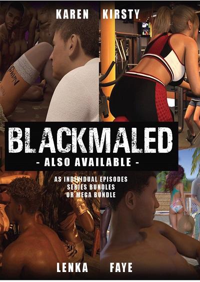 Gonzo – Blackmaled – Amy's Story 1
