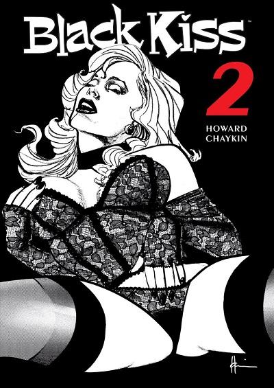 [Howard Chaykin] Black Kiss 2