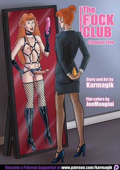 Karmagik- The Book Club Ch. 5