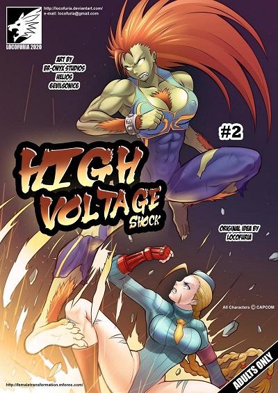 Locofuria – High Voltage Shock 2 (Street Fighter)