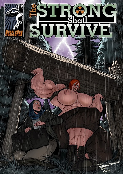 [MuscleFan] – The Strong Shall Survive Issue 04