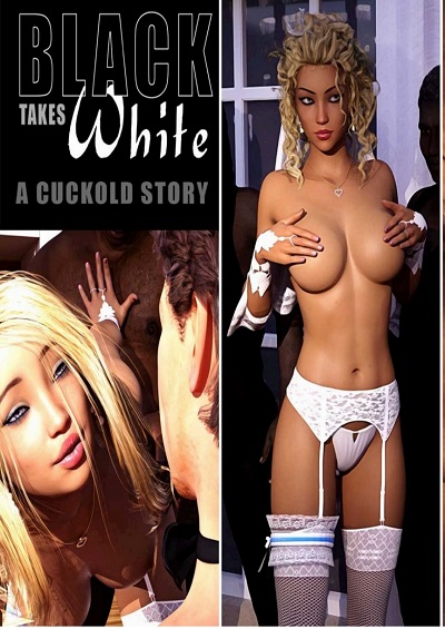 Sexy3DComics – Black Takes White 1