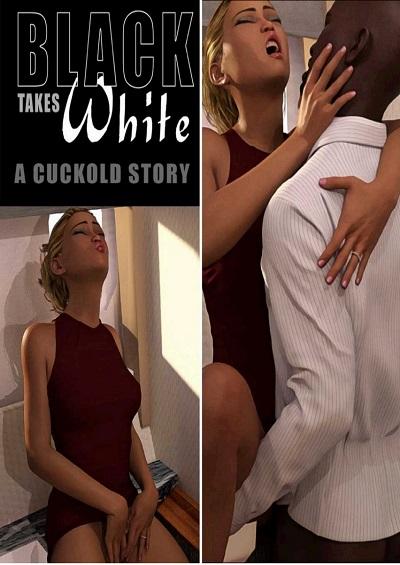 Sexy3DComics – Black Takes White 2