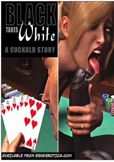 Sexy3DComics – Black Takes White 4