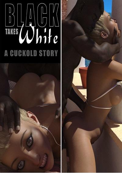 Sexy3DComics – Black Takes White 5