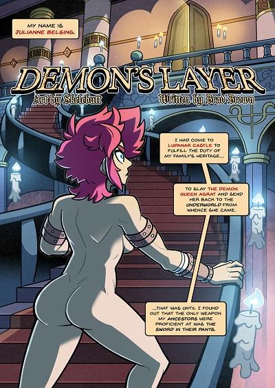 Skelebutt – Demon's Layer Chapter 2