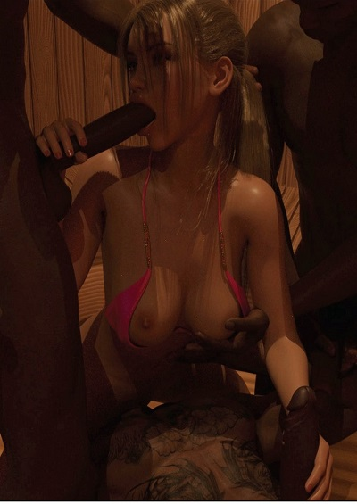 Blackmaled – Kirsty's Story Part 1
