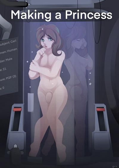 Conrie- Making a Princess