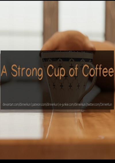 Dinner Kun – A Strong Cup Of Coffee
