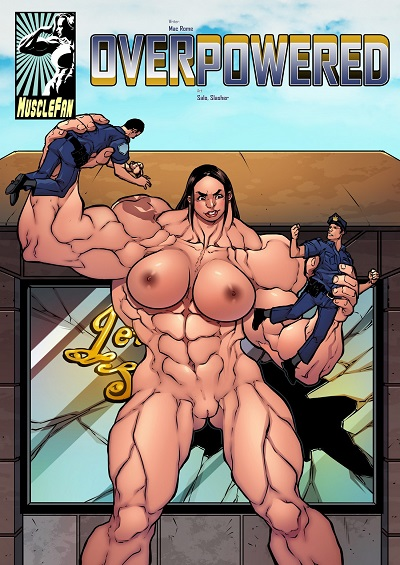 Muscle Fan – Overpowered