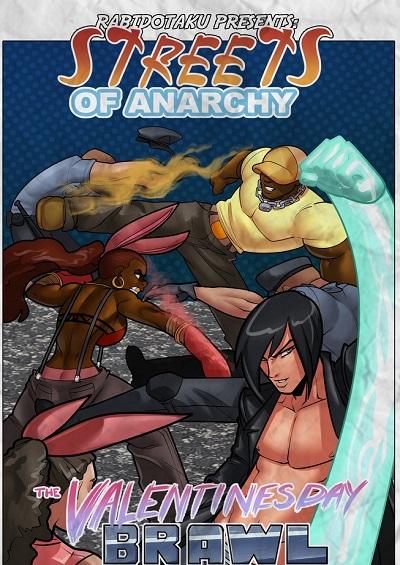 Rabies T Lagomorph- Streets of Anarchy – Hero Tales Origins
