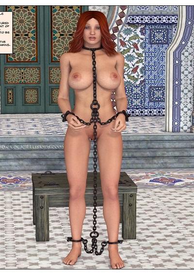 Sansa Stark at the Lord Baelish's ville – Dubh3d