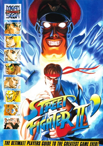 Street Fighter II- The Ultimate Player's Guide to the Greatest Game Ever