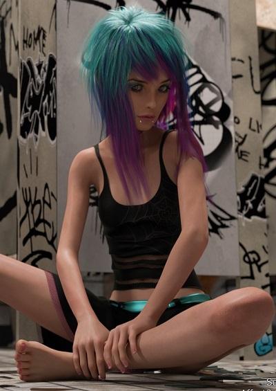 Chloe- Restroom – Xide