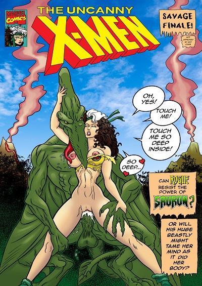 Ksennin- The Uncanny [X-Men]