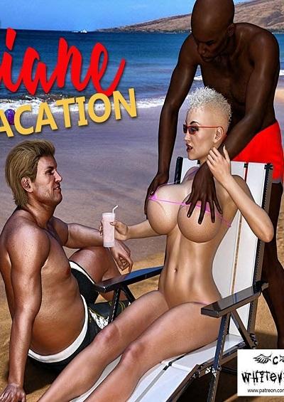 Red67Art – Juliane on Vacation