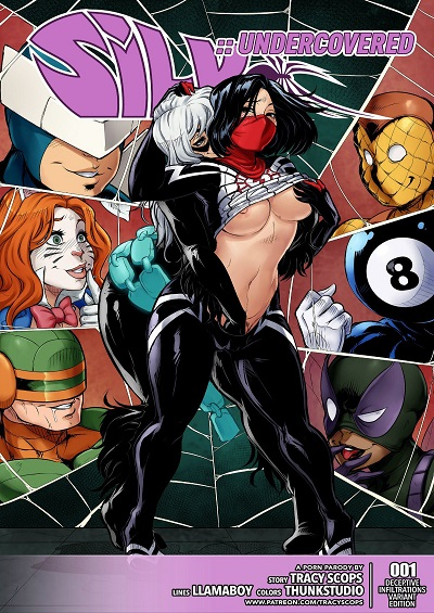 Tracy Scops – Silk uncovered – Spiderman