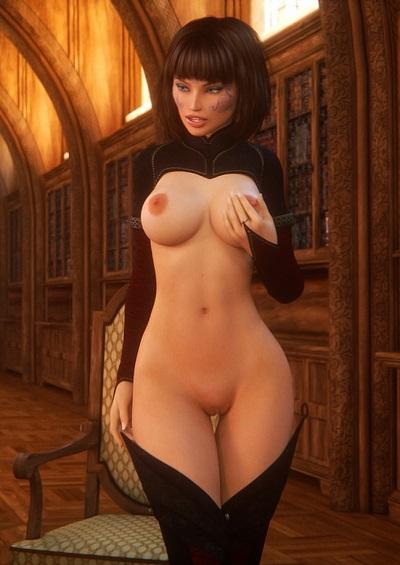 Lord Kvento – Lustful Sorceress 1