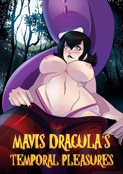 Mavis Dracula's Temporal Pleasures [Nyte]