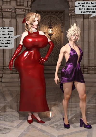 Mp Creative – Aerith is done with the flat jokes