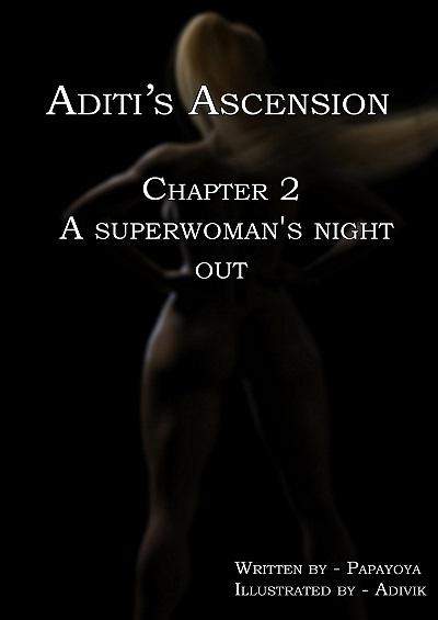Papayoya – Aditi's Ascension 2