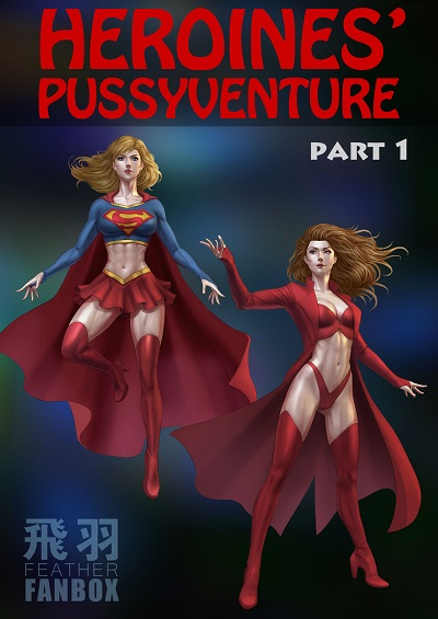 Feather- Heroines' Pussyventure [Avengers]