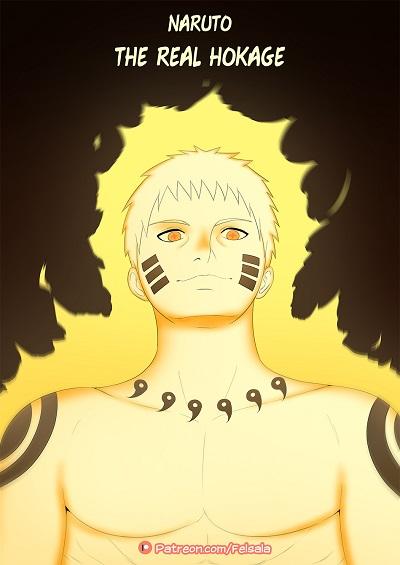 Felsala- Naruto The Real Hokage