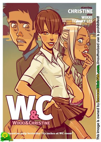 Innocent Dickgirls – Wikki And Christine