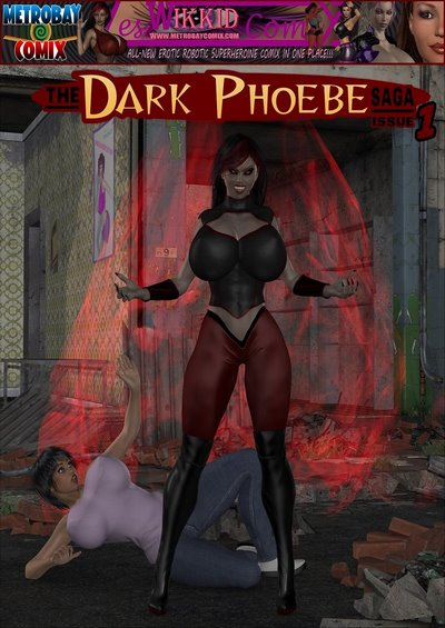 MetrobayComix- The Dark Phoebe Saga 1